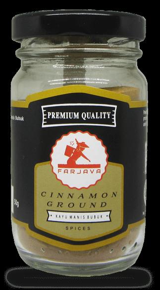 cinnamon ground